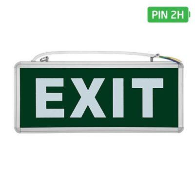 Đèn Exit 1 mặt ELK2008C
