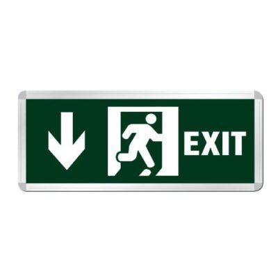Đèn Exit 1 mặt ELK2008D