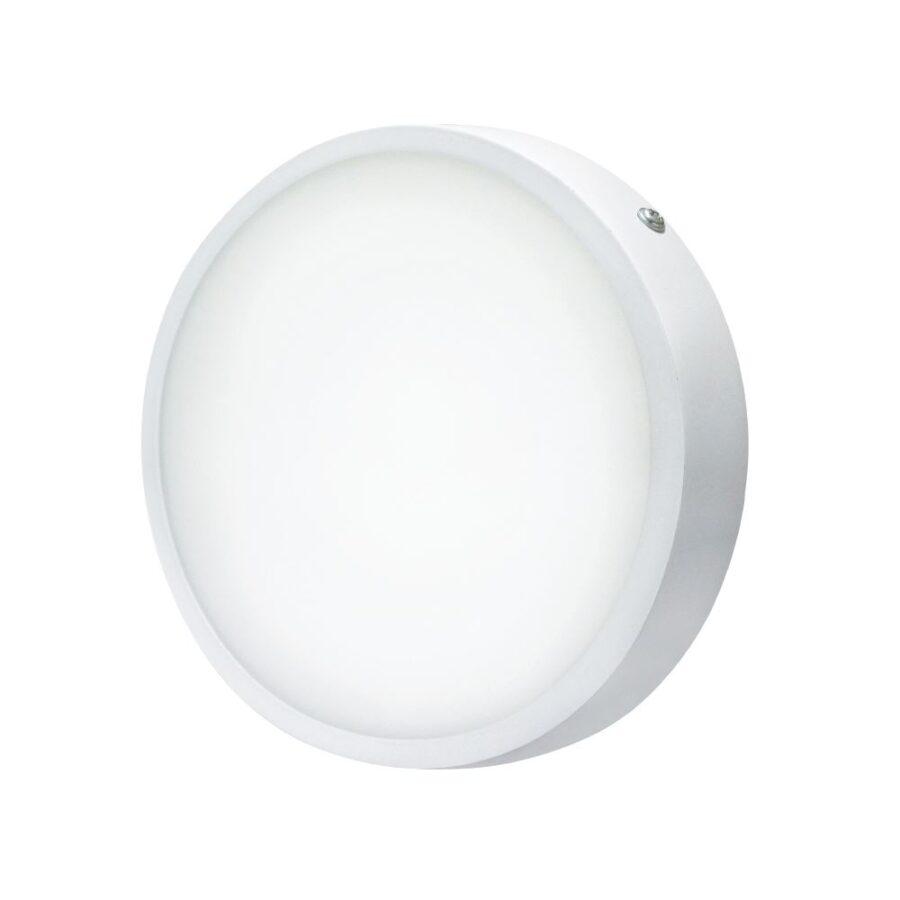 Đèn LED panel tròn vỏ hợp kim nhôm ELT8007S/24W