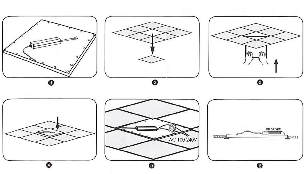 cach-lap-den-led-panel-tam-tran-thach-cao-tam